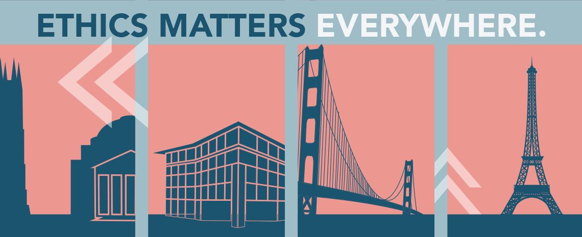 Ethics Matter Everywhere. Kenan Institute for Ethics