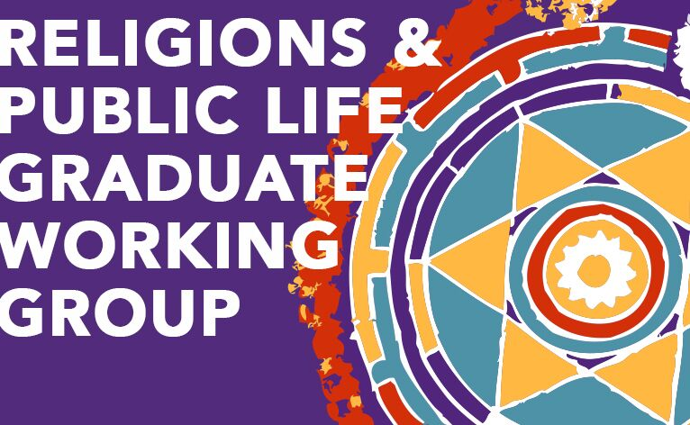 Religions and public life graduate working group