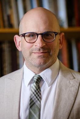 Headshot of Barry Trachtenberg