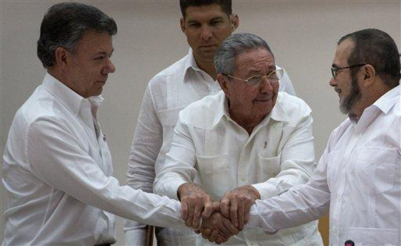 Walking the Tightrope: Justice and Peace in the Colombia-FARC Deal