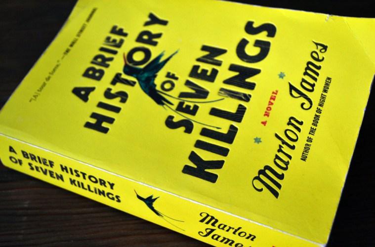 "Inside Kenan: Marlon James' ""A Brief History of Seven Killings"""