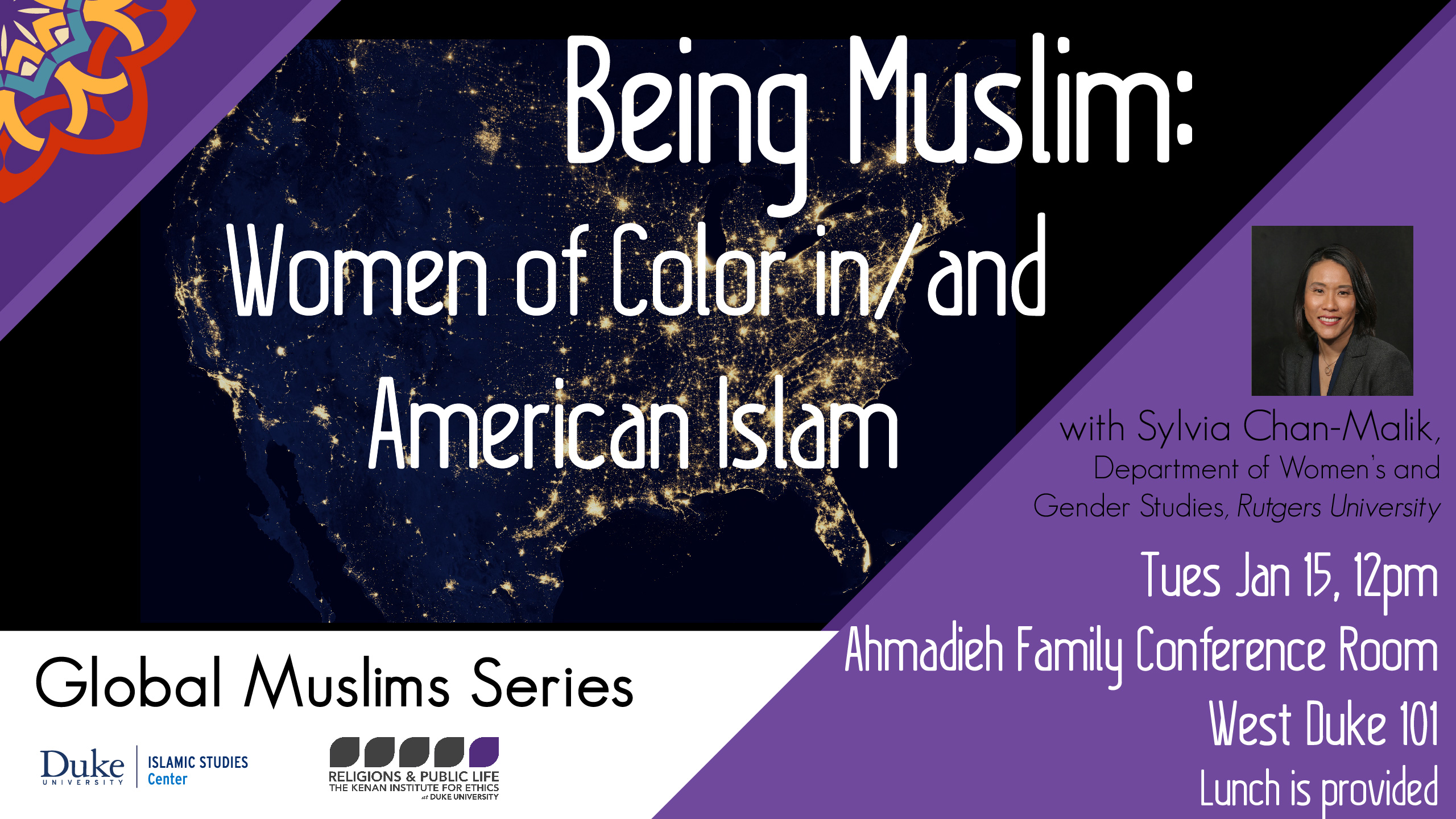 Being Muslim: Women of Color in/and American Islam