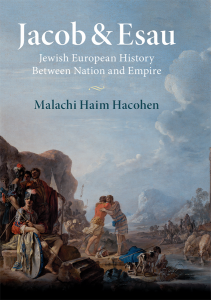 Jacob and Esau by Malachi Hacohen
