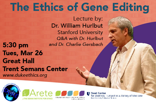 ethics of gene editing hurlbut