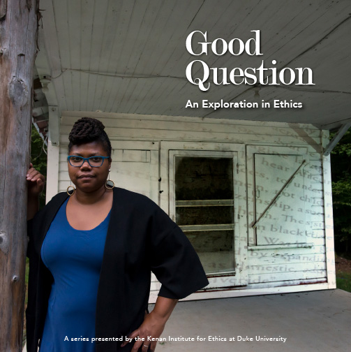 Adriane Lentz-Smith Good Question Cover