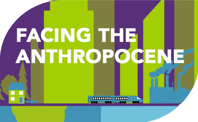 Facing the Anthropocene Logo