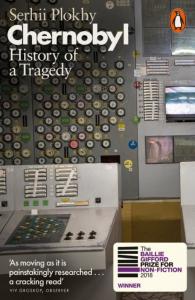 Chernobyl Book Cover