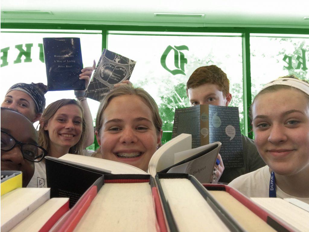 arete hs summer books