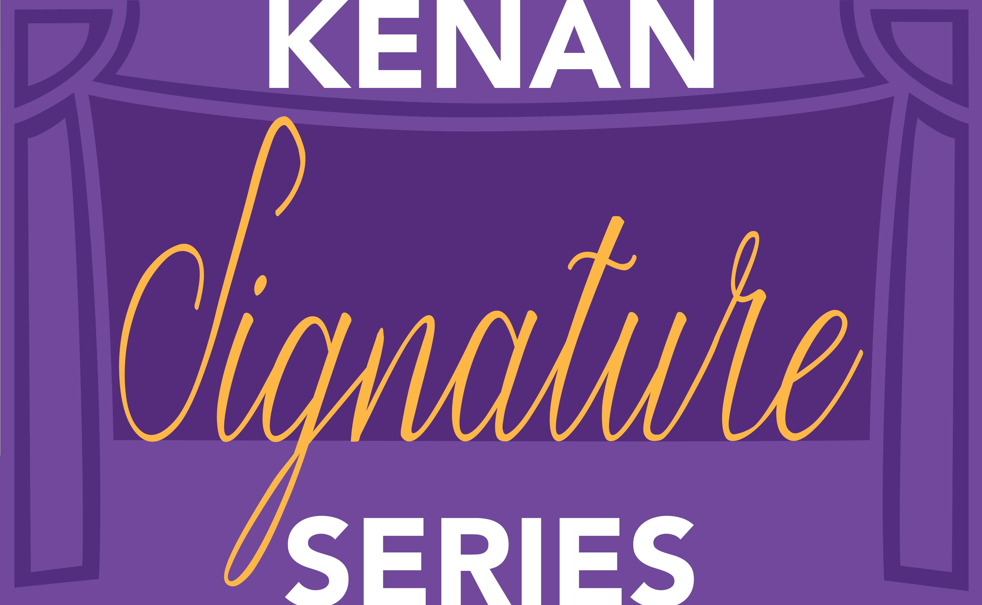 Kenan Signature Series Logo