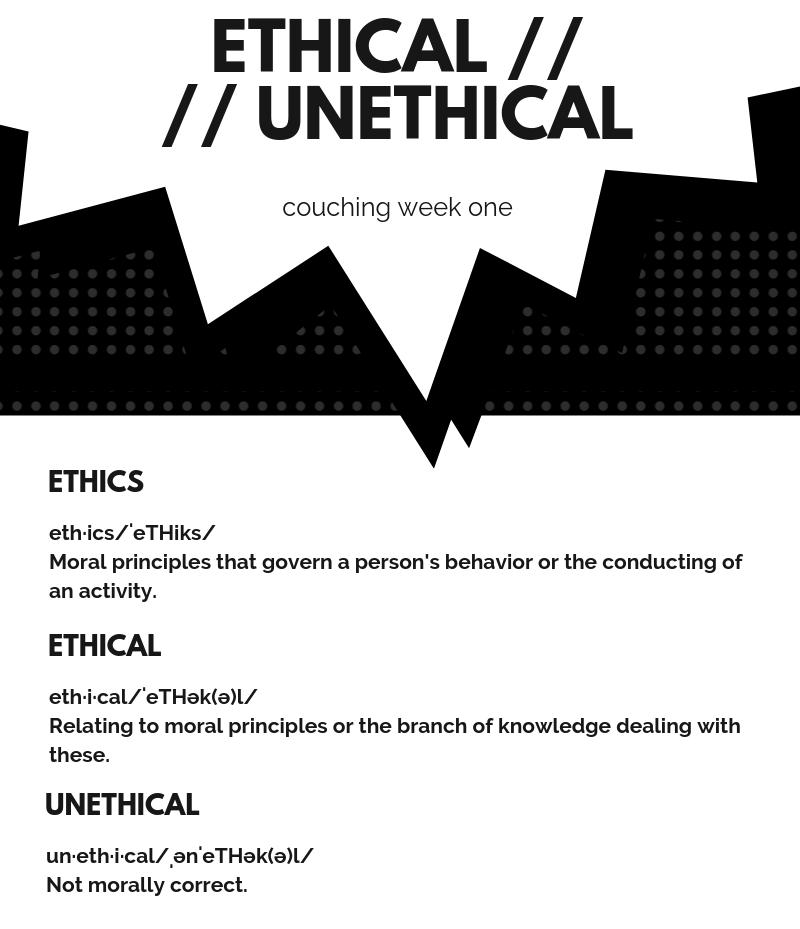 Team Kenan Research Ethics