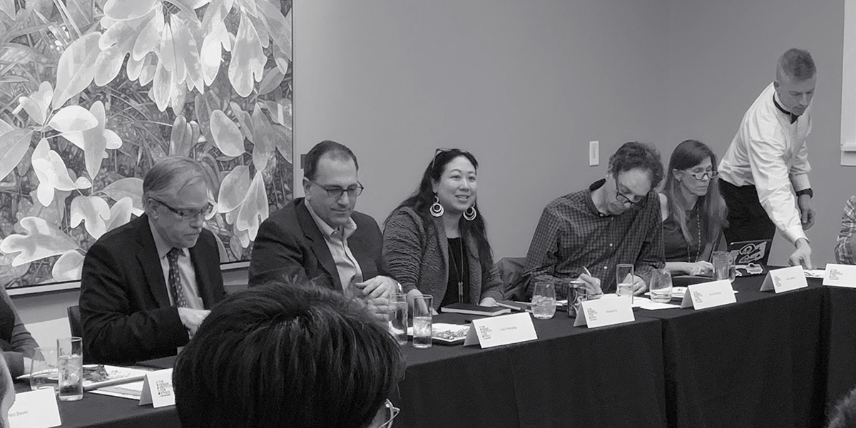 tech and corporate ethics roundtable photo