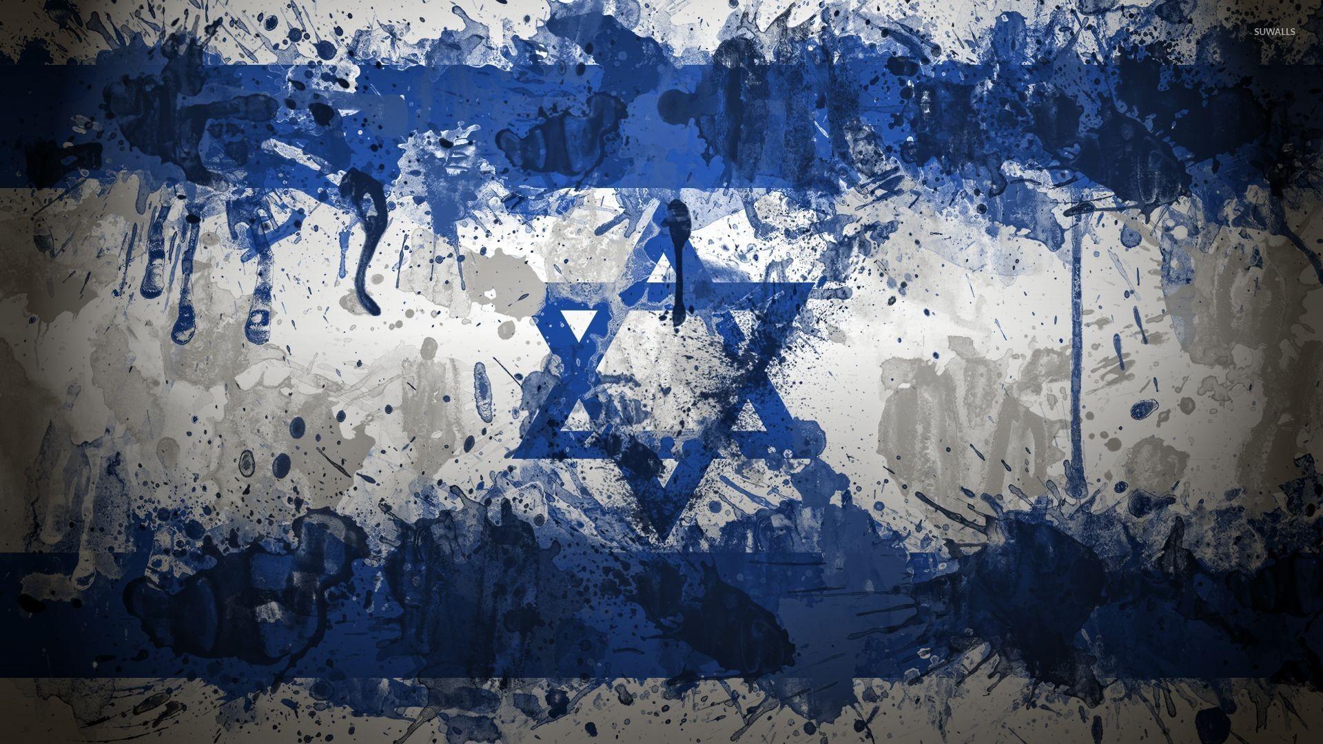 is(that)raeli flag