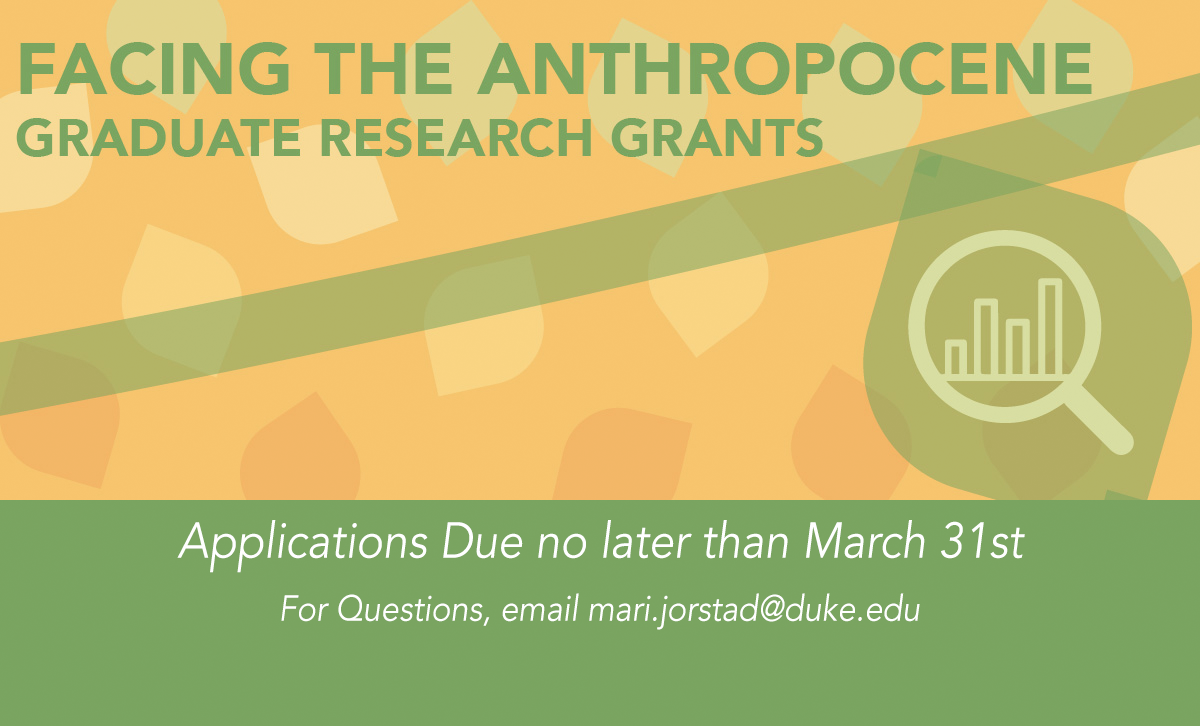 2020 Graduate Research Grants