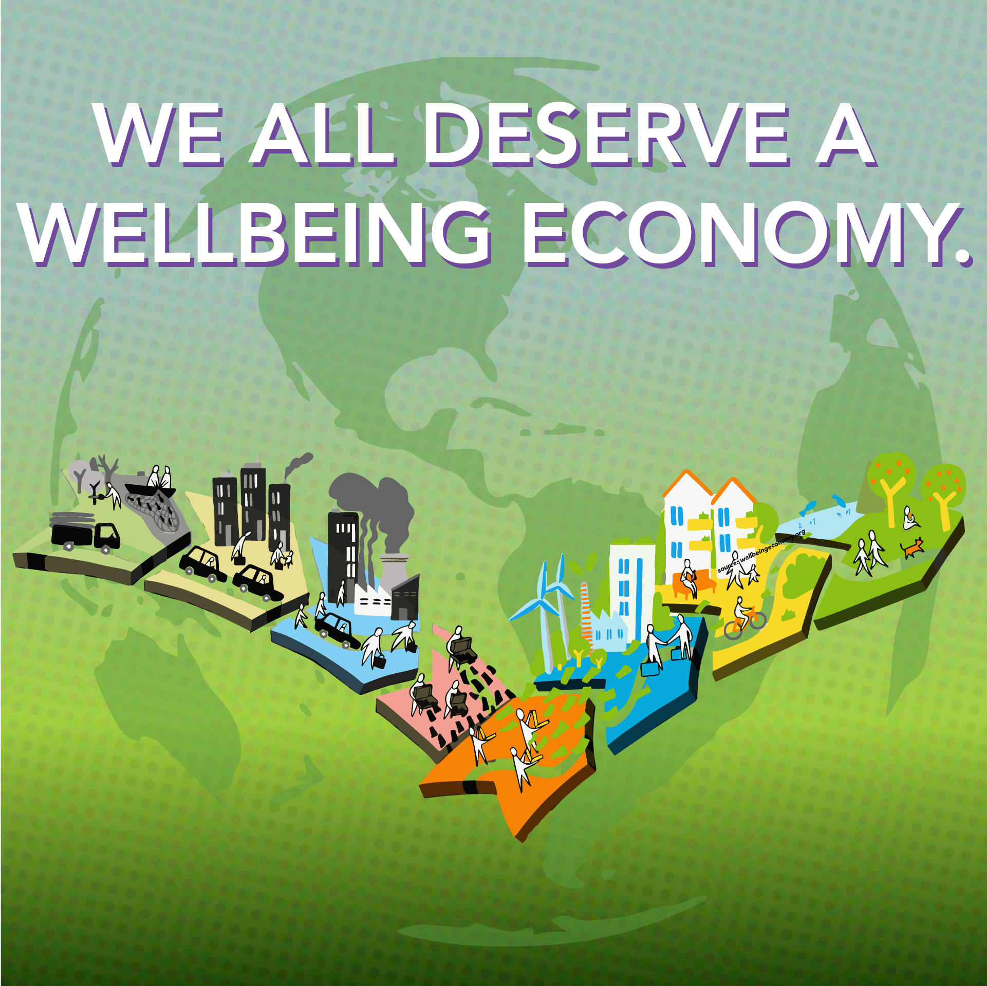 We all deserve a wellbeing economy