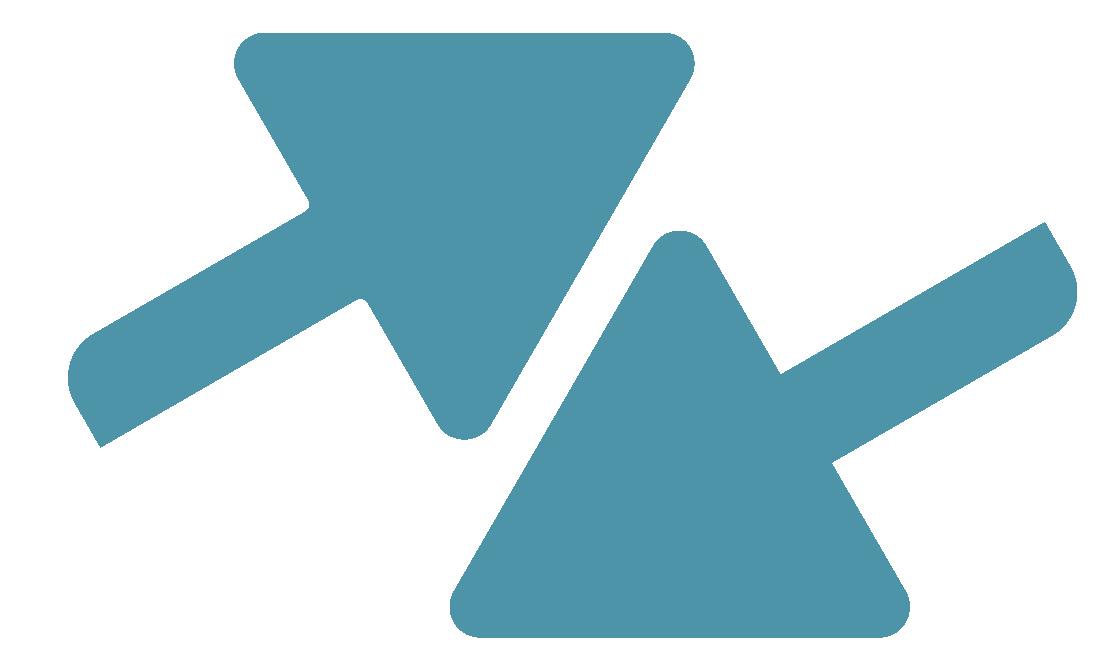 Decorative arrows icon