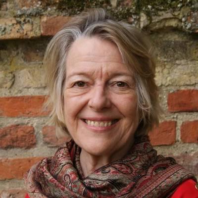 Headshot of Janet Soskice