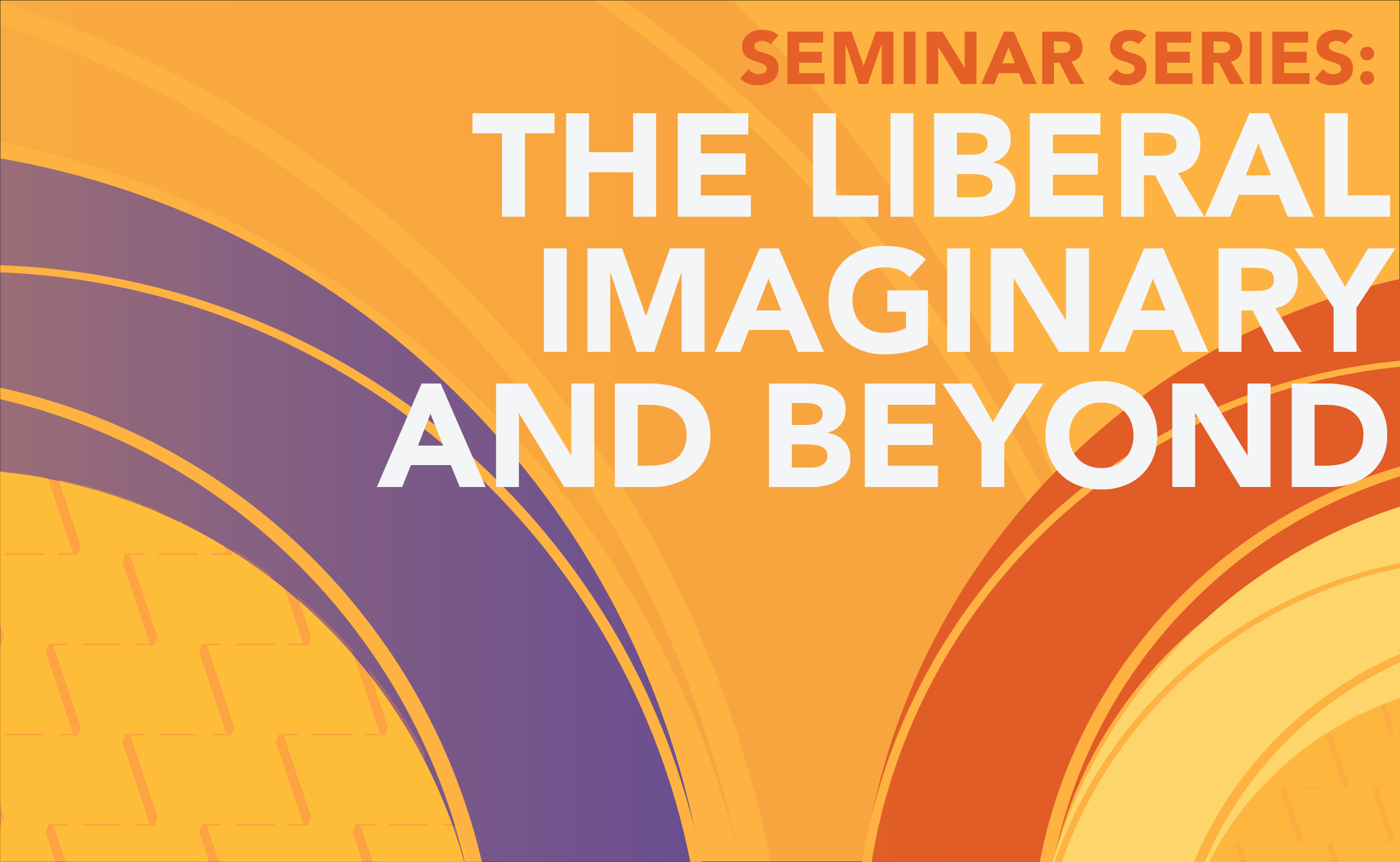 "Decorative tile for ""The Liberal Imaginary and Beyond"" Seminar Series"