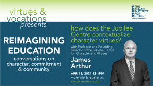 James Arthur webinar