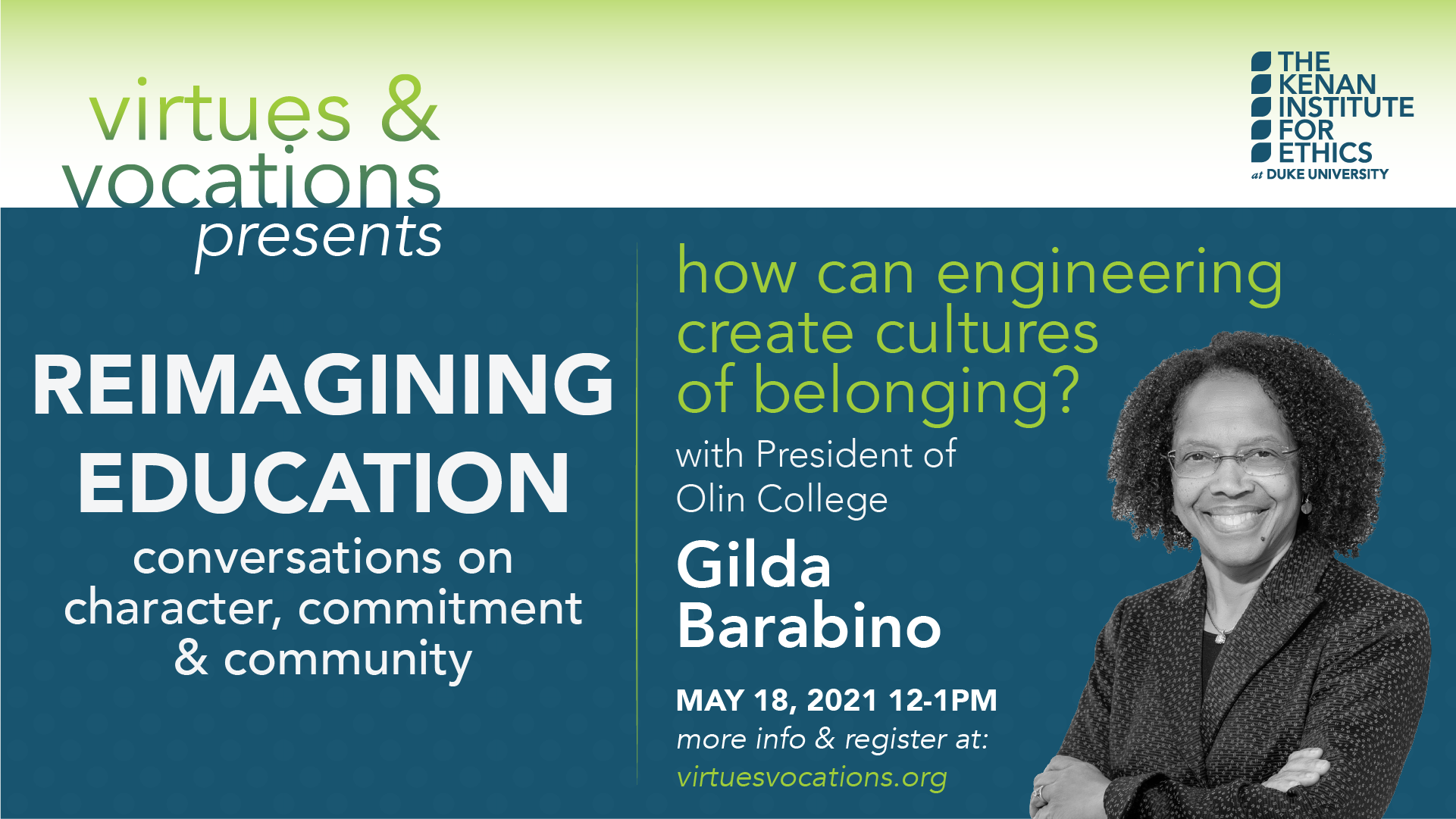 Gilda Barabino: How can engineering create cultures of belonging?